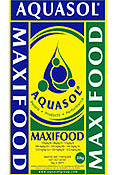 Maxifood Aquasol Nurti water soluble fertilizers