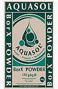 Boric acid powder Aquasol Nurti water soluble fertilizers