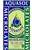 Microlates Aquasol Nurti water soluble fertilizers