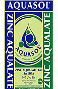 Zinc EDTA Aquasol Nurti water soluble fertilizers