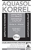 Ammonium sulphate granular Aquasol Nurti water soluble fertilizers