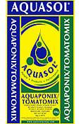Aquaponix Aquasol Nurti water soluble fertilizers