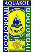 Hydrofood Aquasol Nurti water soluble fertilizers