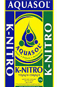 K-Nitro Aquasol Nurti water soluble fertilizers