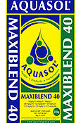 Maxiblend Aquasol Nurti water soluble fertilizers