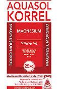 Magnesium oxide Aquasol Nurti water soluble fertilizers