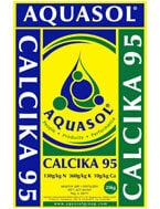 Calcika 95 Aquasol Nurti water soluble fertilizers