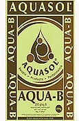Aqua-b Aquasol Nurti water soluble fertilizers