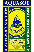 Aquaponix Aquasol Nurti water soluble fertilizers